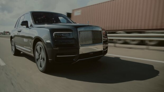 Rolls-Royce Cullinan. YouTube