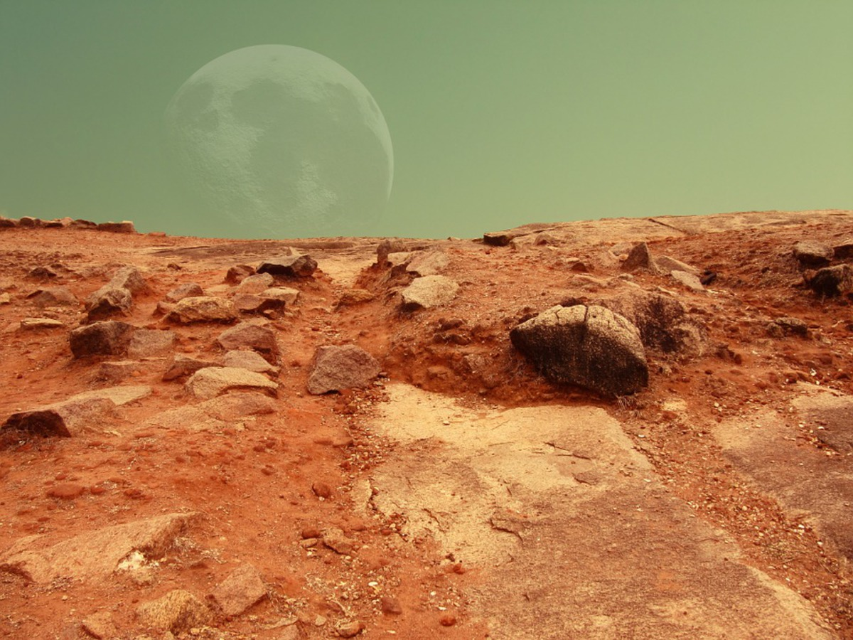 recent discoveries on mars - 960×720